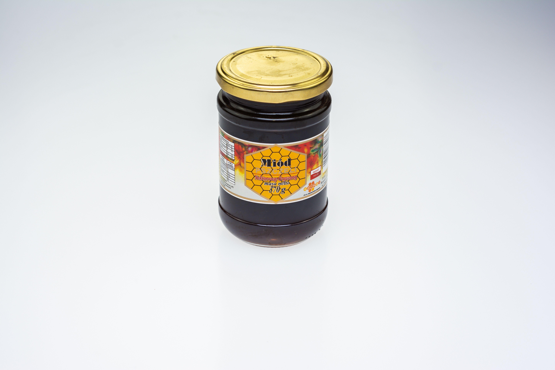 Miód gryczany 370g