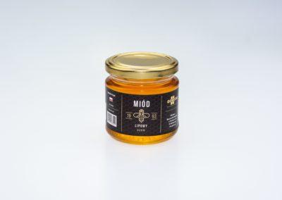 Miód lipowy 220g