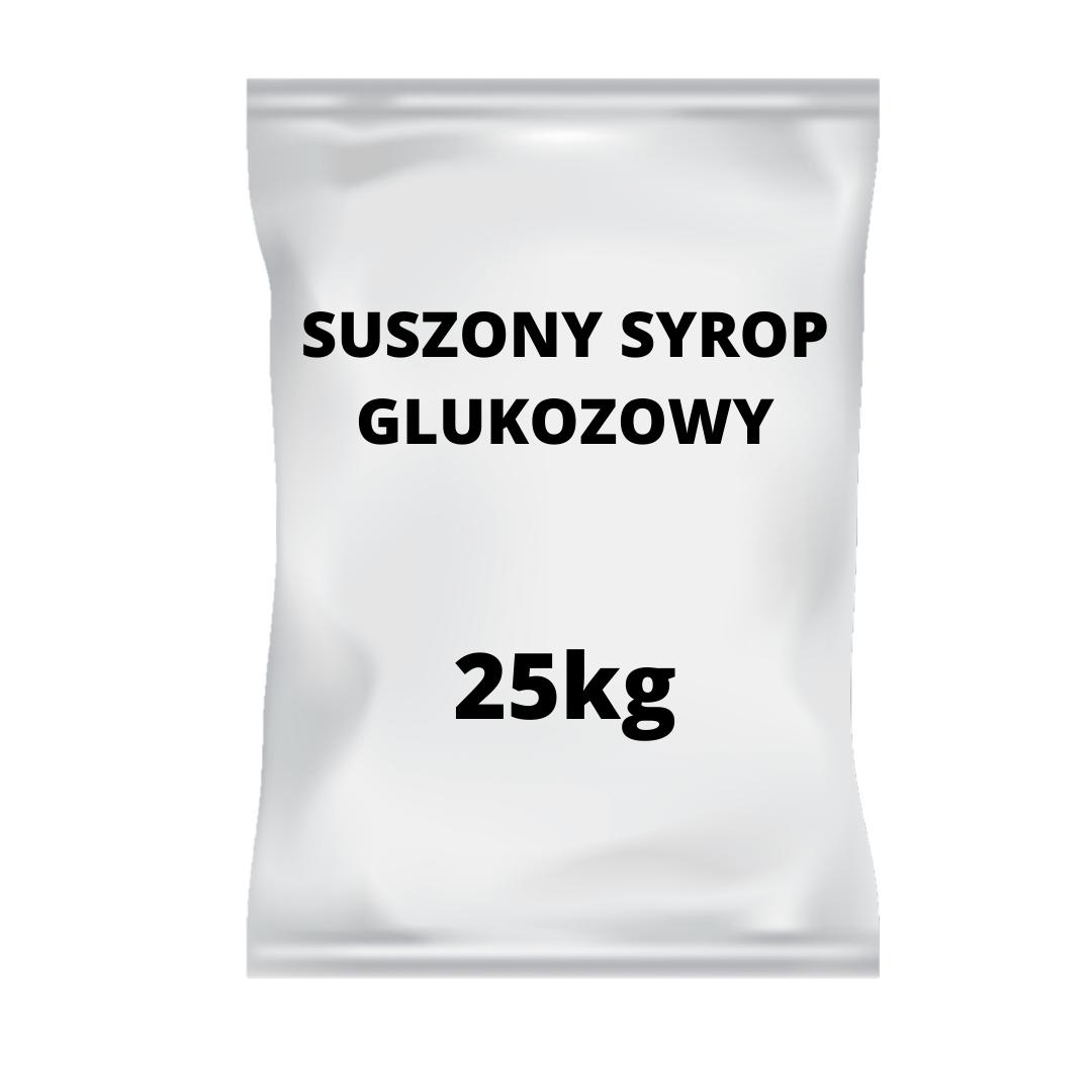 suszony syrop glukozowy